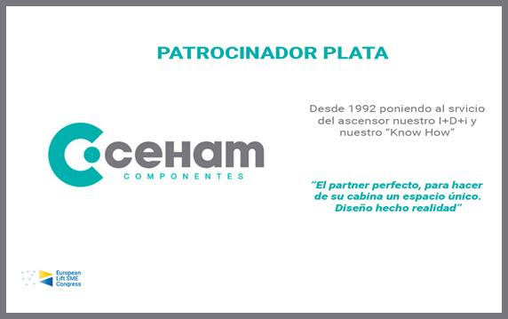 Ceham Patrocinador Plata